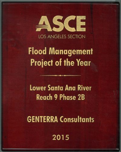 ASCE Flood Management Project 2015