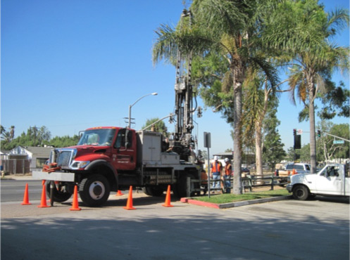 Geotechnical Investigation, Norco, California